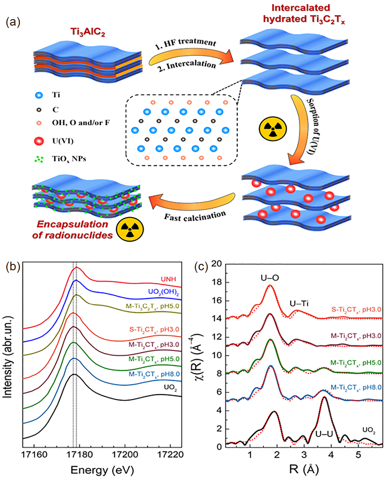 Synthesis of novel nanomaterials and their application in efficient